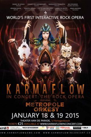 Karmaflow: The Rock Opera Videogame ACT I