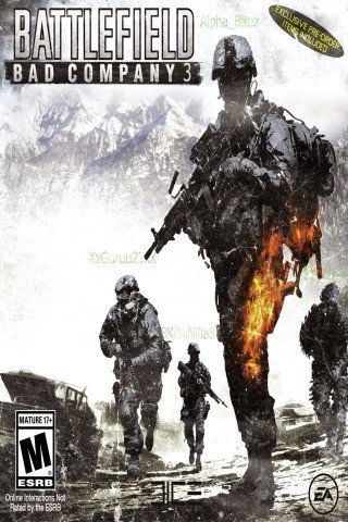 Battlefield: Bad Company 3 (2015)