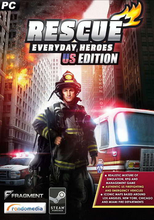 RESCUE 2: Everyday Heroes
