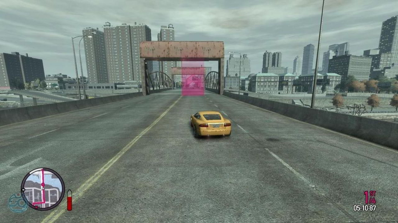 GTA 4: Episodes From Liberty City