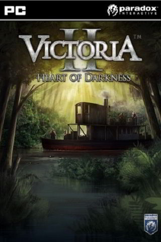 Victoria 2 Heart of Darkness