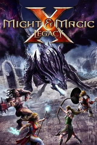 Might and Magic 10