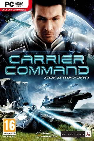 Carrier Command: Gaea Mission