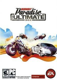Burnout Paradise The Ultimate Box
