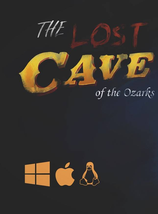 The Lost Cave of the Ozarks