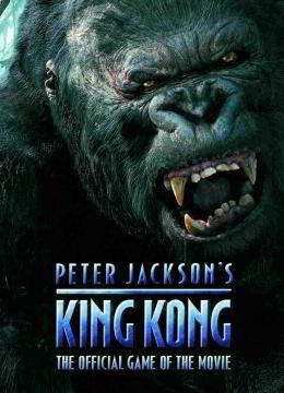 Peter Jackson's King Kong The Official Game of the Movie
