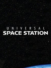 Universal Space Station - Sci Fi Economy Management Resource Simulator