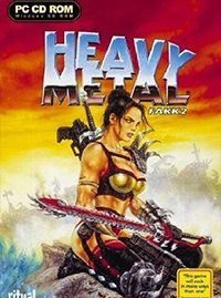 Heavy Metal - F.A.K.K. 2
