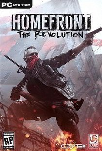 Homefront The Revolution Механики