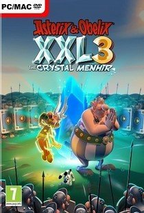 Asterix & Obelix XXL 3 The Crystal Menhir
