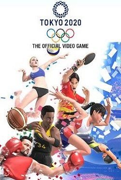 Tokyo 2020 Olympics The Official Video Game