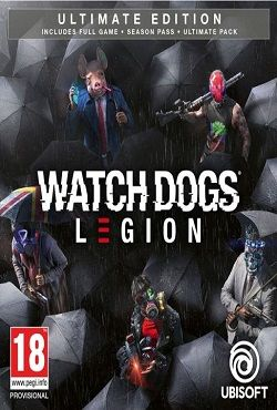 Watch Dogs Legion Xatab