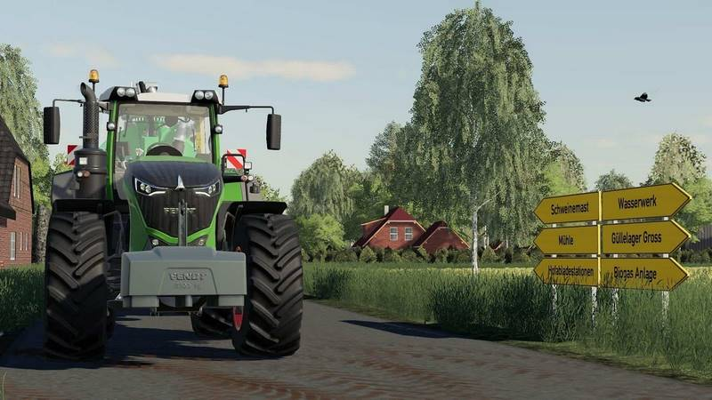 Farming Simulator 21