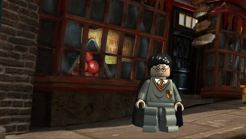 Lego Harry Potter: Years 1- 4